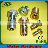 Hex Bolt with hole