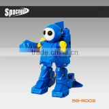 2013 newest gifts nunchuck controller and somatosory operation rc boxing robot wholesale