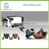 Top quality best sell children toys small bumper car rc racing model cars