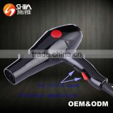 2100W Hairdresser High Temperature Hot And Cold Air Hair Dryer Professional For Salon With Nozzles