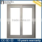 Pictures of small aluminium profile double glazed sliding windows
