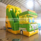 Hot Sale Good Price Backyard Inflatable Slide Type Inflatable Bouncer For Kids