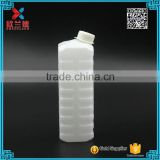 high quality 500ml plastic bottle for milk & beverage                                                                                                         Supplier's Choice