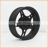 13 inch aluminum alloy motorcycle wheel rims, disc bake