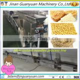 Quality fried instant noodles making machine/Auto noodles making equipments