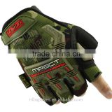 Mens Military Half Finger Cycling Sport Mechanic Gloves                                                                         Quality Choice