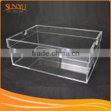 Clear Acrylic Nike Shoes Box/ Case