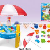 Kids Summer Sand Water Tool Sets Play Table