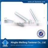 China supply all kinds of fastener low price double sided machine screws zhejiang manufacturers&importers&exporters