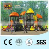 CE Approved, non-toxic Euro standard children playground equipment for garden backyard community long- life service