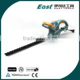 electric 500w/600w dual action blade hedge trimmer