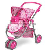 2013 Doll stroller,baby doll twin strollers