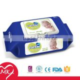Tender soft wholesale organic household perfume mild and nonirritant baby wet tissue