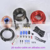 car audio amplifier installation wiring kits 4Ga amp wiring kits