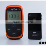 China made negative ion tester detector with lowest price and high tech