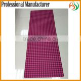 AY Gym Polyester Yoga Mat Material Rubber Physical Exercise Sporter Natural Weclome Door Mat
