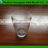 OEM custom plastic medical Measuring Plastic Coffee Mug Mold