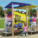 KAIQI classic Super Star Series KQ50083C backyard children favorite PE playground equipment with assured safety and quality