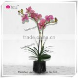 Real Touch Life-like Polyester Artificial Waterproof Flowers