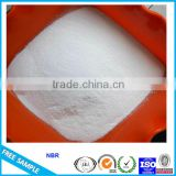 Butadiene acrylonitrile rubber powder for rubber band