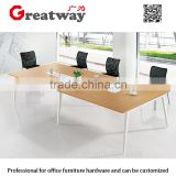 steel desk leg cheap conference leg office meeting leg for 10 person conference(QE-40M-1)