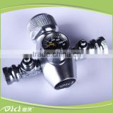 Aluminum Alloy Guaranteed Quality Reasonable Price Aquarium Safety Regulator Gas For Aquatic Plants