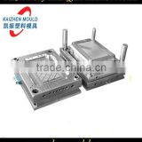 Precise plastic square crate molds injection vegetable basket molds plastic tunrover box molds