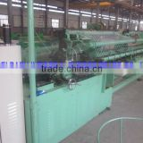 Machine manufacturer!!! galvanized chain link fence machine,chain link fence machines in China