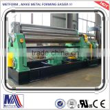 W11 6X2500 Plate rolling machine,3-Roll forming machine, roll bending machine carrel                                                                         Quality Choice
