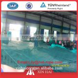 aquaculture floating fish farming cage trap knotless net