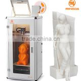 Dimesion 3D Printer Portrait Making Machine 3d Full Metal Frame Rapid Prototyping 3D Printing Machinery