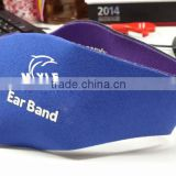 2014 fashionable elastic and durable custom ear muff head band