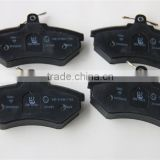 GSV certification CHEVROLET wuling rongguang brake pads for wholesales