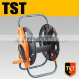 Promotion hose reel cart without hose,garden hose reel with high quality and best service