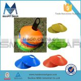 Set of 50-Football Soccer Sports Precision Training Plastic Boundary Marker Cone