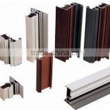price of aluminium extrusion curtain wall profiles glass wall or curtain wall