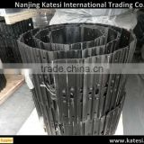 Undercarriage Track shoe assembly for excavator and bulldozer /excavator steel tracks kubot a