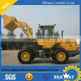 China famous brand superior 3t mini new payloader champion model SL30E in thye market