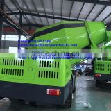 Cheap Price !!Small Concrete Mixer Machine With Pump ,Concrete Mixer Truck,Mobile Self Loading Concrete Mixer