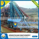 Modern design small gold dredger ship