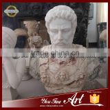High Quality Marble Roman Head bust statue