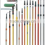 Aluminum telescopic pole OEM telescopic pole carbon fiber telescopic pole brush telescopic rod