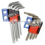 Hex Key Wrench Set with Magnetizer