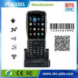 PDA3501 Handheld Smart PDA 1D/2D Barcode Scanner with Touch Screen Bluetooth WIFI support GPS GPRS RFID NFC