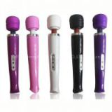 White & Purple &Pink, 10 Modes Magic Wand Massager, Ultra Powerful Body Massager, Clitoral Vibrator