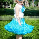 Baby Girls Full Ruffles Chiffon Fluffy Petti Skirt Girls Birthday Party Wear Fresh Pettiskirts