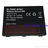 Novatel Jetpack MiFi 6620L Router Battery 40115131.01