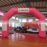 2015 best quality factory price advertising inflatable arch for outdoor event from China