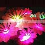 Inflatalbe wedding flower decoration 2016/ inflatable Led flower/ inflatable flower decoration for wedding