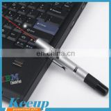 Integrated wireless usb laser pointer for promotion